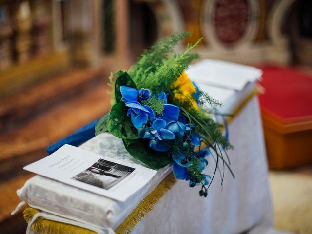 Il matrimonio di Marco e Martina a Strigno, Trento 9