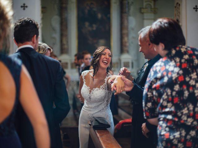 Il matrimonio di Marco e Martina a Strigno, Trento 10