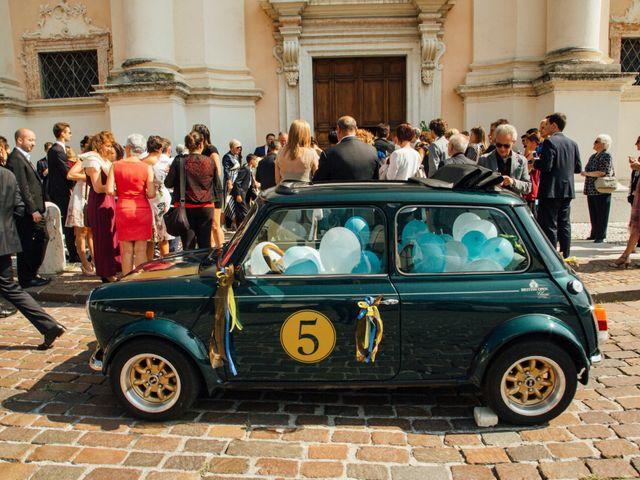 Il matrimonio di Marco e Martina a Strigno, Trento 11