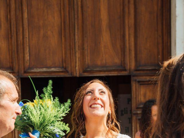 Il matrimonio di Marco e Martina a Strigno, Trento 12