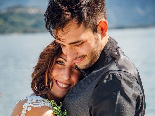 Il matrimonio di Marco e Martina a Strigno, Trento 14