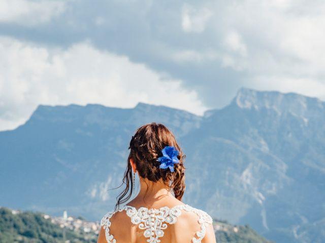 Il matrimonio di Marco e Martina a Strigno, Trento 15