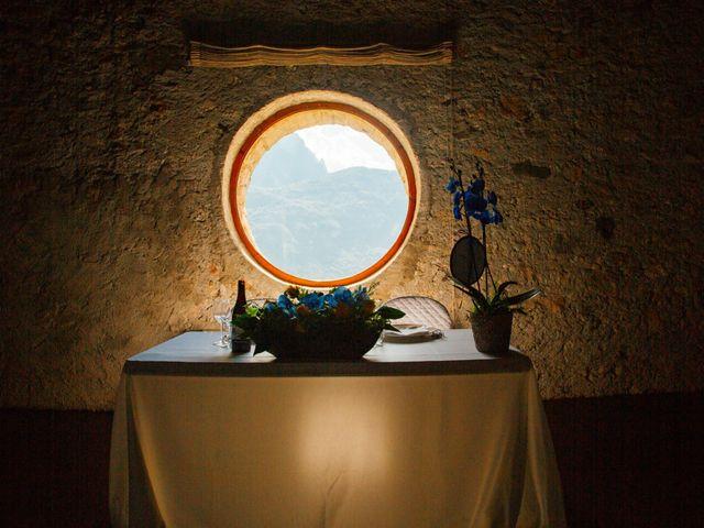 Il matrimonio di Marco e Martina a Strigno, Trento 16