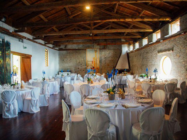 Il matrimonio di Marco e Martina a Strigno, Trento 17