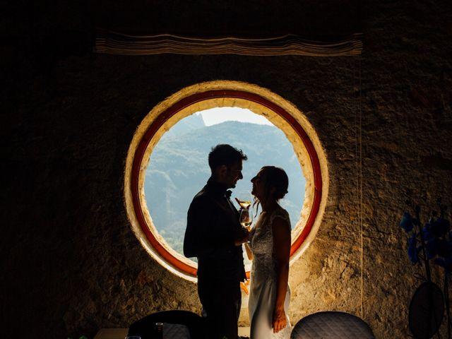 Il matrimonio di Marco e Martina a Strigno, Trento 18