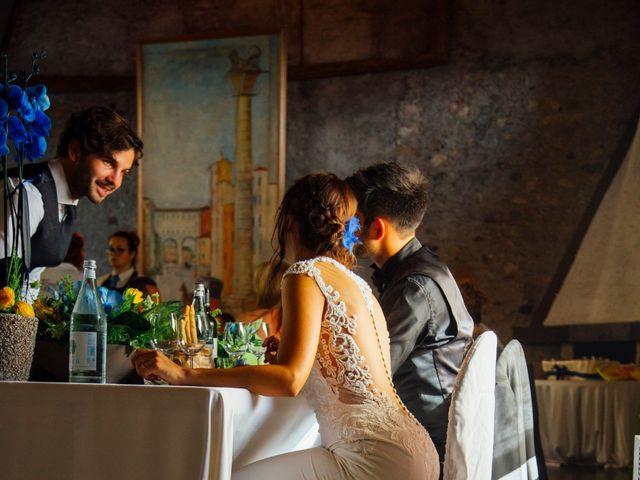 Il matrimonio di Marco e Martina a Strigno, Trento 19