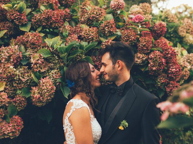 Il matrimonio di Marco e Martina a Strigno, Trento 21