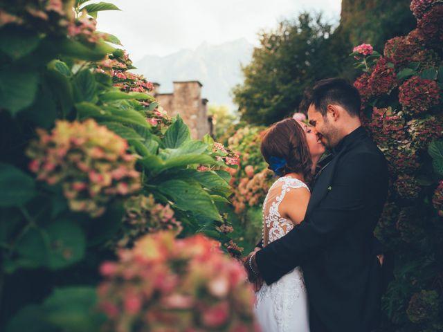 Il matrimonio di Marco e Martina a Strigno, Trento 1