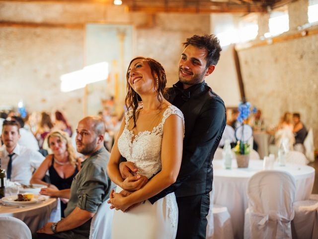 Il matrimonio di Marco e Martina a Strigno, Trento 23