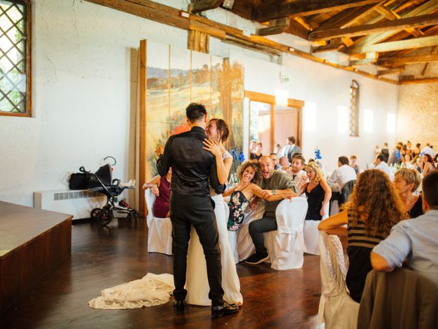 Il matrimonio di Marco e Martina a Strigno, Trento 24