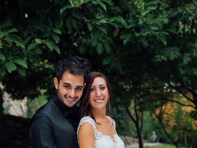 Il matrimonio di Marco e Martina a Strigno, Trento 25
