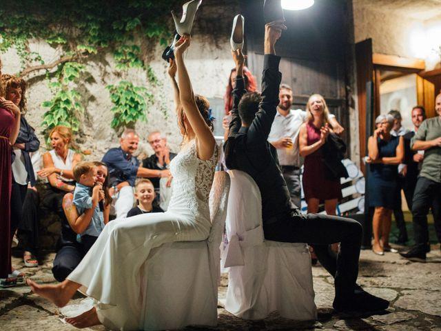 Il matrimonio di Marco e Martina a Strigno, Trento 27