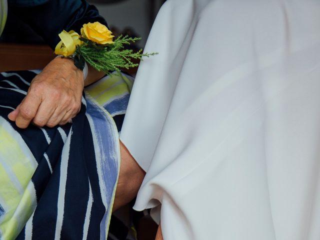 Il matrimonio di Marco e Martina a Strigno, Trento 39