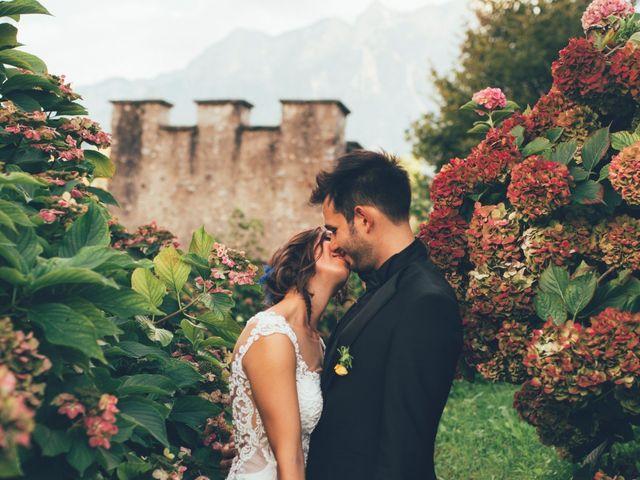 Il matrimonio di Marco e Martina a Strigno, Trento 41