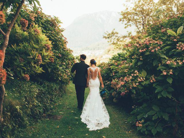 Il matrimonio di Marco e Martina a Strigno, Trento 42