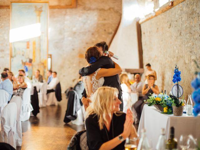 Il matrimonio di Marco e Martina a Strigno, Trento 45