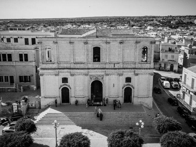 Il matrimonio di Klara e Aurelio a Pozzallo, Ragusa 36