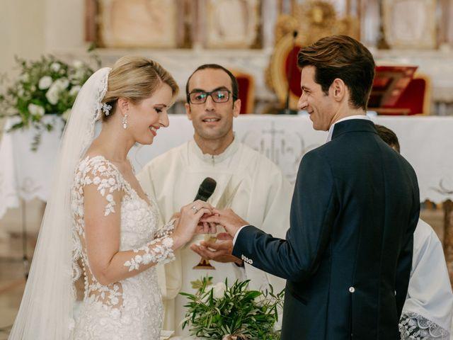 Il matrimonio di Klara e Aurelio a Pozzallo, Ragusa 42