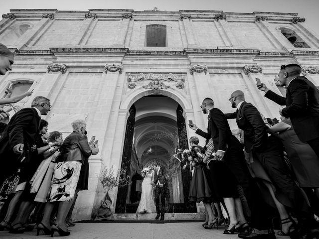 Il matrimonio di Klara e Aurelio a Pozzallo, Ragusa 44