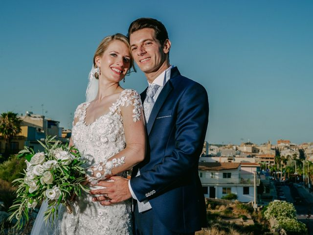 Il matrimonio di Klara e Aurelio a Pozzallo, Ragusa 46