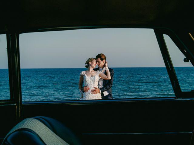 Il matrimonio di Klara e Aurelio a Pozzallo, Ragusa 65