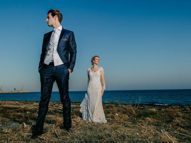 Il matrimonio di Klara e Aurelio a Pozzallo, Ragusa 67