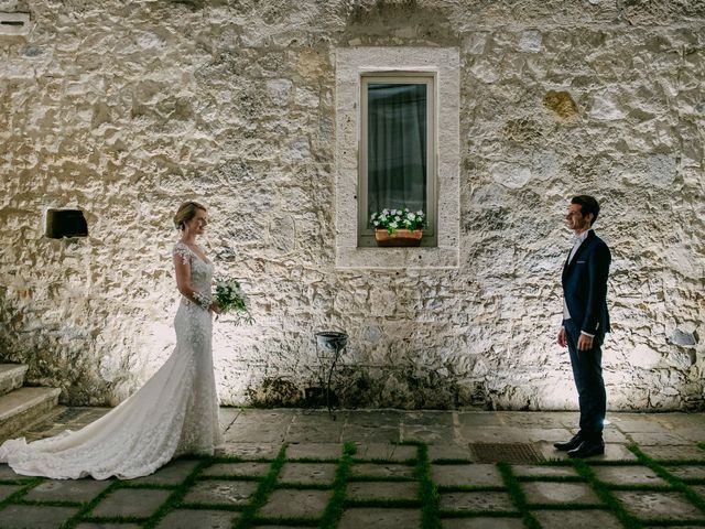 Il matrimonio di Klara e Aurelio a Pozzallo, Ragusa 76