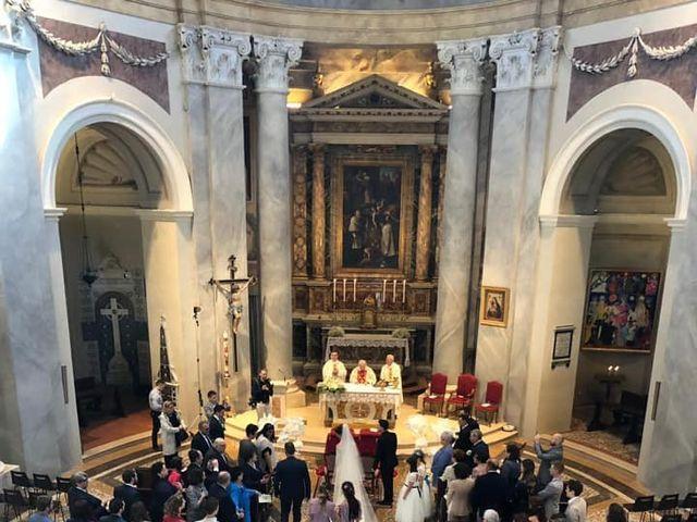 Il matrimonio di Umberto e Eleonora a Russi, Ravenna 3