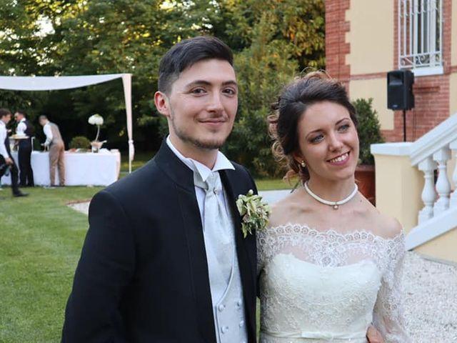 Il matrimonio di Umberto e Eleonora a Russi, Ravenna 1