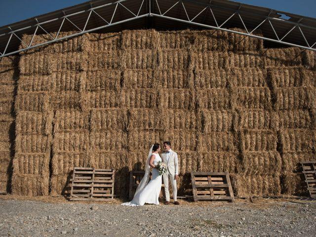 Il matrimonio di Steven e Assi a Lajatico, Pisa 5