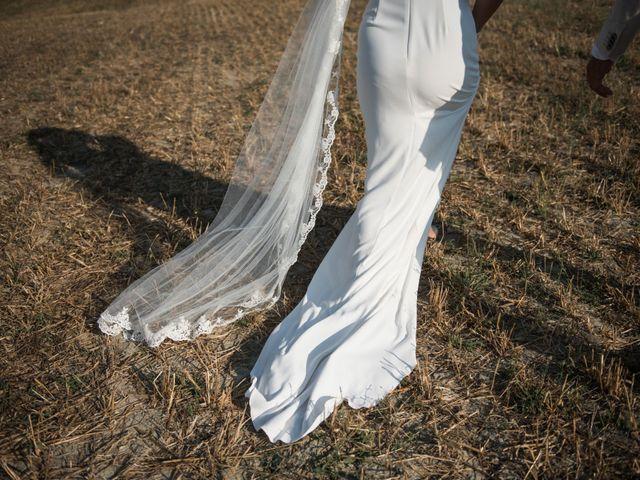 Il matrimonio di Steven e Assi a Lajatico, Pisa 6