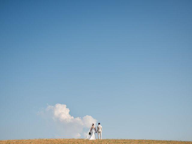 Il matrimonio di Steven e Assi a Lajatico, Pisa 1