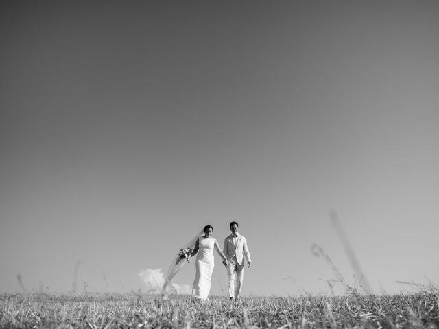 Il matrimonio di Steven e Assi a Lajatico, Pisa 9