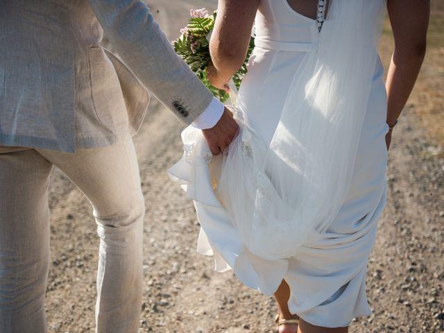 Il matrimonio di Steven e Assi a Lajatico, Pisa 10