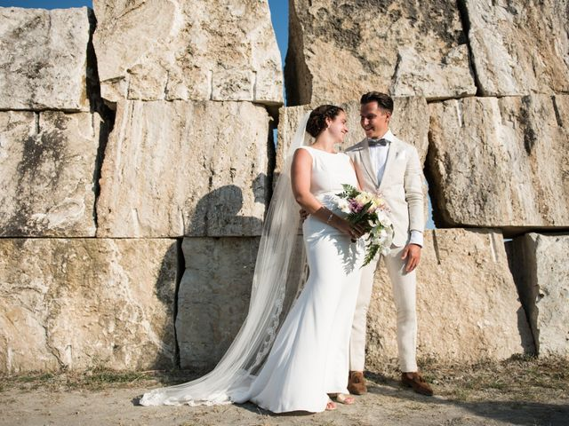 Il matrimonio di Steven e Assi a Lajatico, Pisa 11