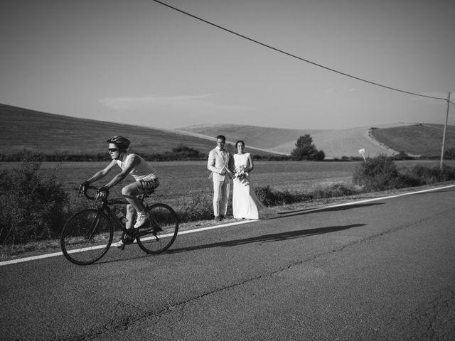 Il matrimonio di Steven e Assi a Lajatico, Pisa 12