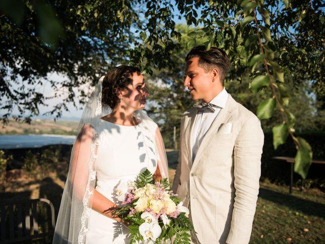 Il matrimonio di Steven e Assi a Lajatico, Pisa 14