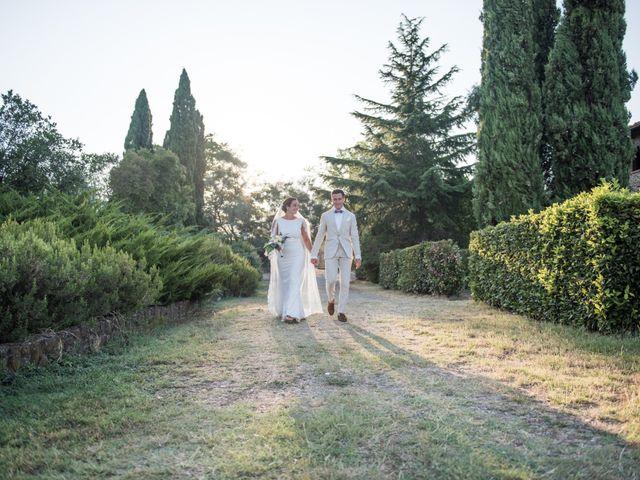Il matrimonio di Steven e Assi a Lajatico, Pisa 15