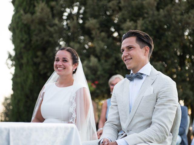 Il matrimonio di Steven e Assi a Lajatico, Pisa 20