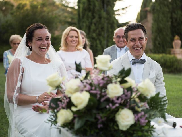 Il matrimonio di Steven e Assi a Lajatico, Pisa 24