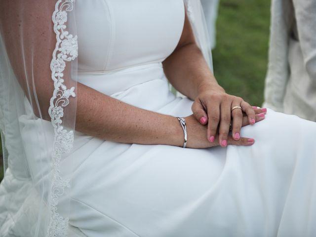 Il matrimonio di Steven e Assi a Lajatico, Pisa 25