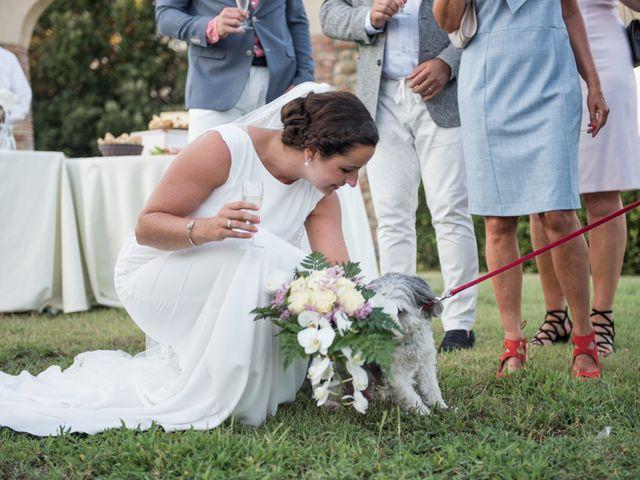 Il matrimonio di Steven e Assi a Lajatico, Pisa 28