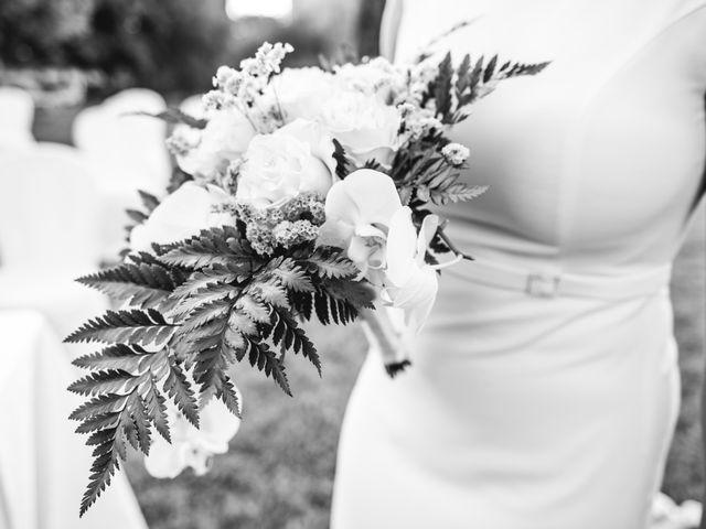 Il matrimonio di Steven e Assi a Lajatico, Pisa 31