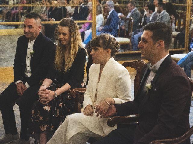 Il matrimonio di Luca  e Francesca  a Milano, Milano 1