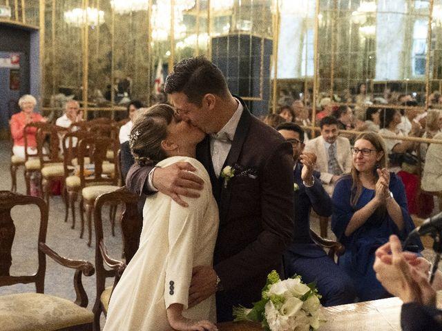 Il matrimonio di Luca  e Francesca  a Milano, Milano 3