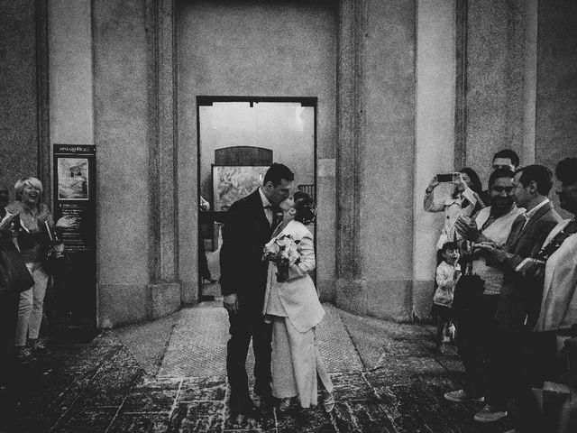 Il matrimonio di Luca  e Francesca  a Milano, Milano 4
