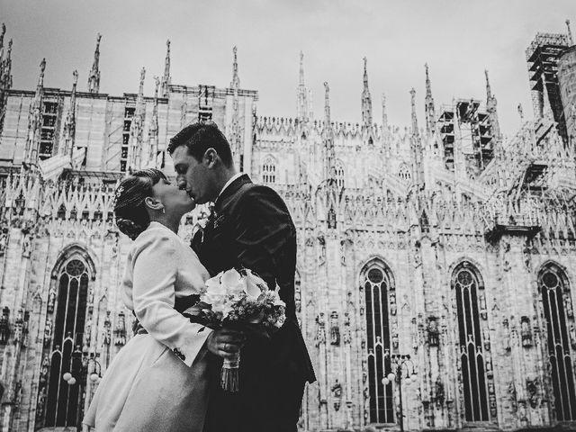 Il matrimonio di Luca  e Francesca  a Milano, Milano 5