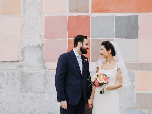 Le nozze di Alessandra e Fabio