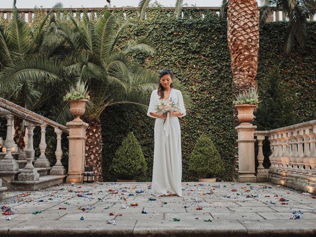 Il matrimonio di Antoine e Zula a Lecce, Lecce 78