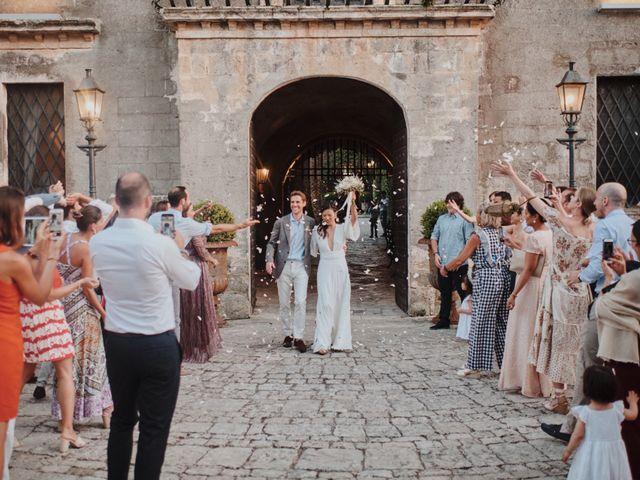 Il matrimonio di Antoine e Zula a Lecce, Lecce 83